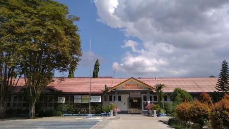 Potensi Cagar Budaya SMA NEGERI 5 SAMARINDA