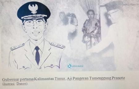 Gubernur APT Pranoto, Akhir Pilu Sang Pendukung Kemerdekaan